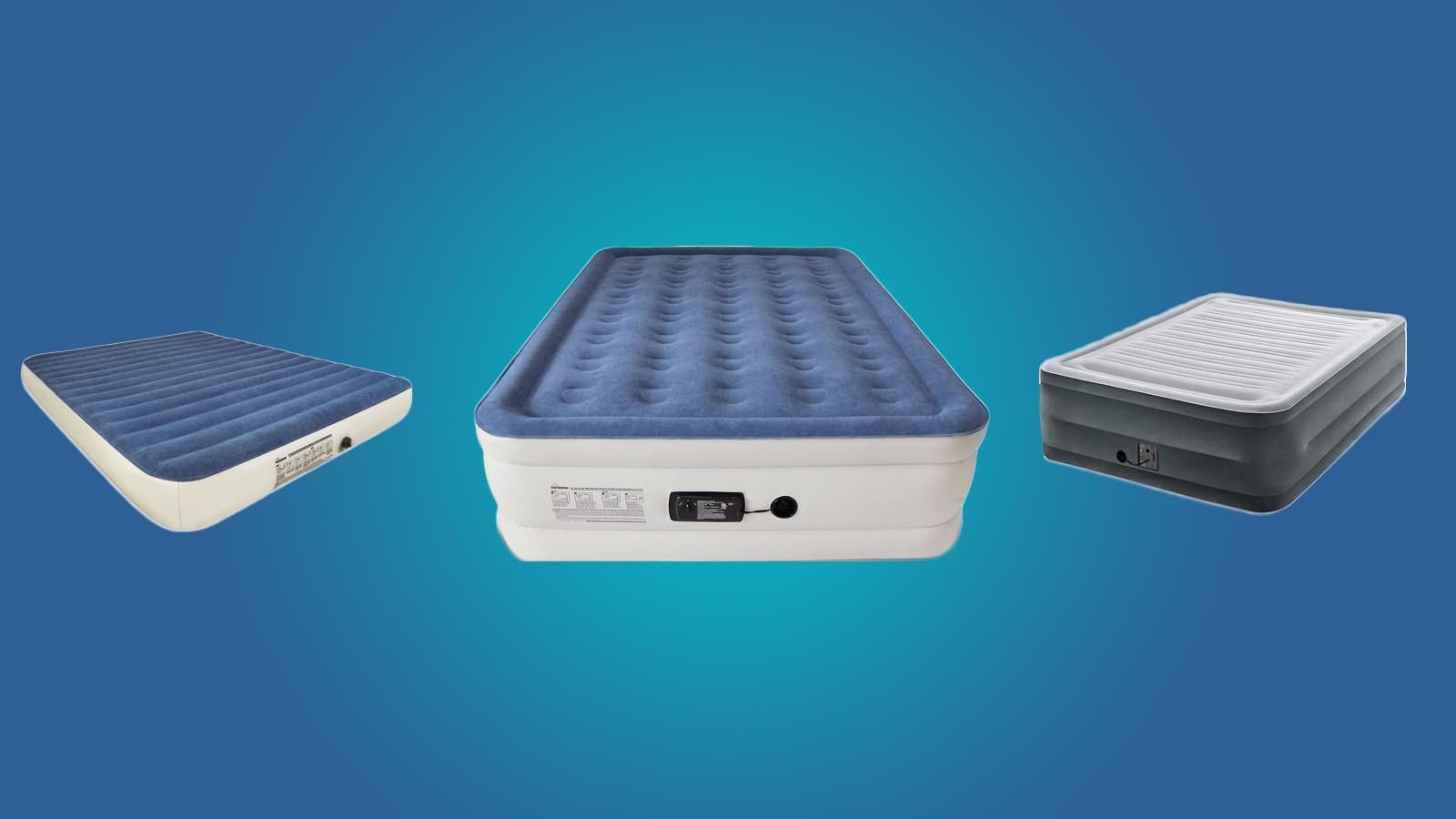 The best air mattresses