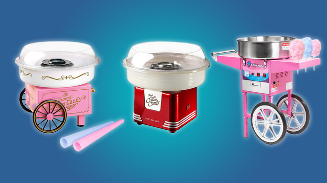 The Best Cotton Candy Machines