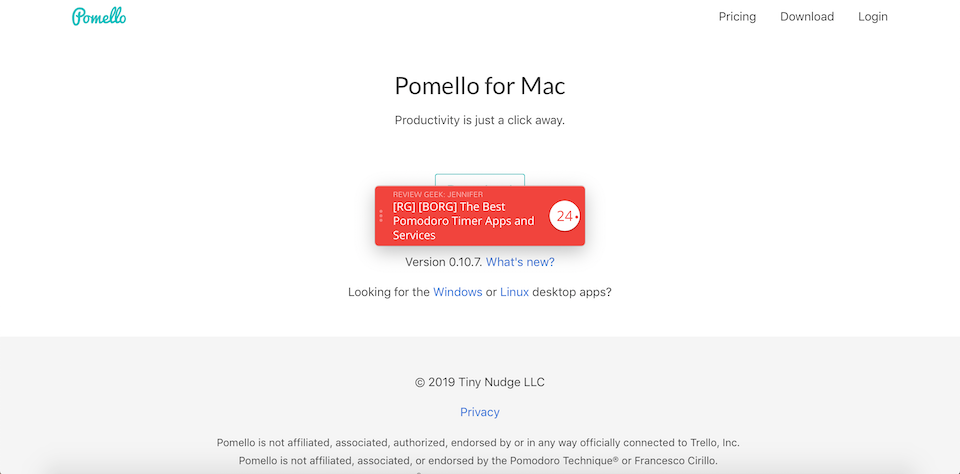 Pomello App