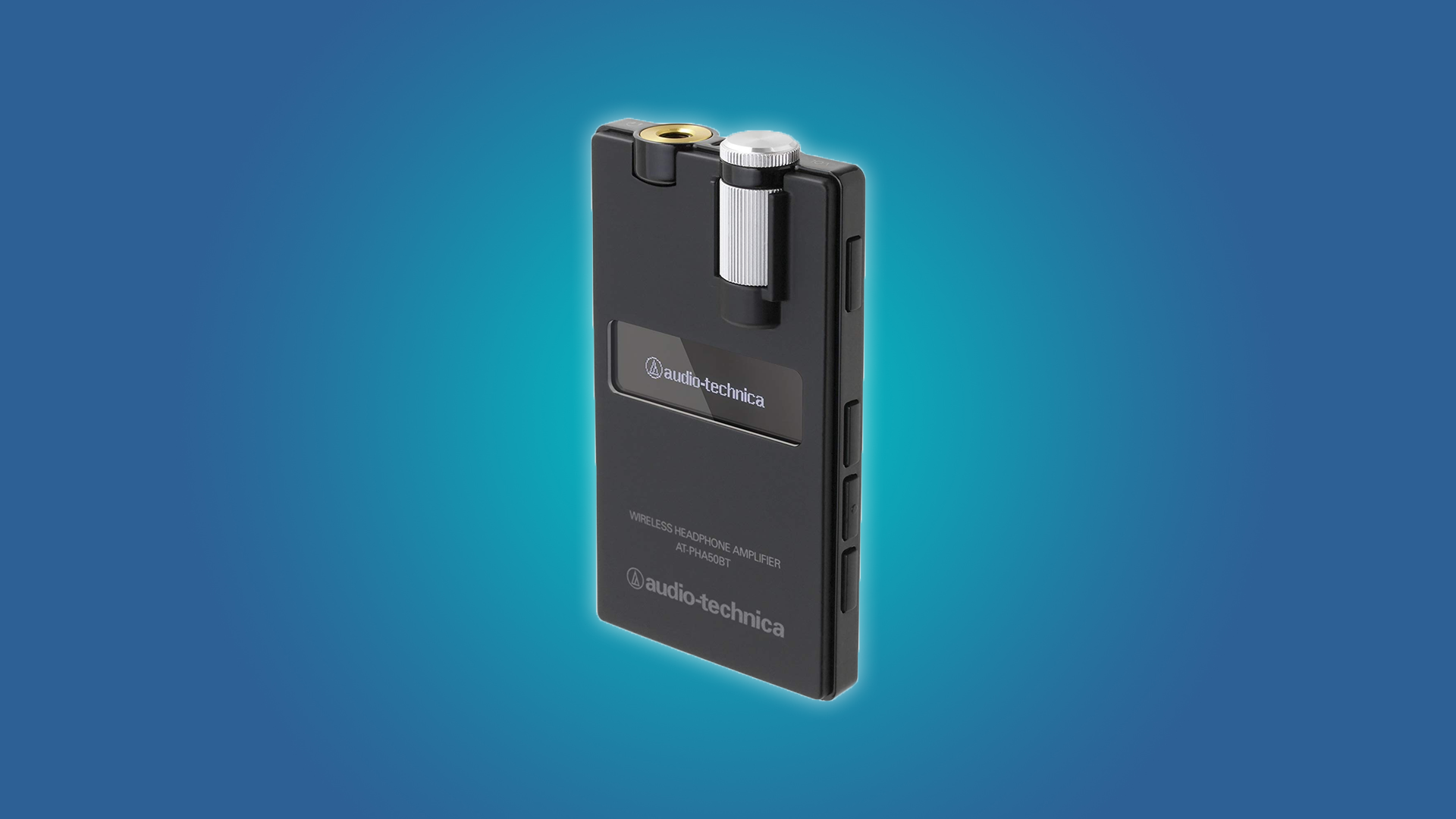 The Audio-Technica Wireless DAC