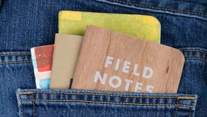 4 Awesome Pocket Notebooks for On-the-Go Notes
