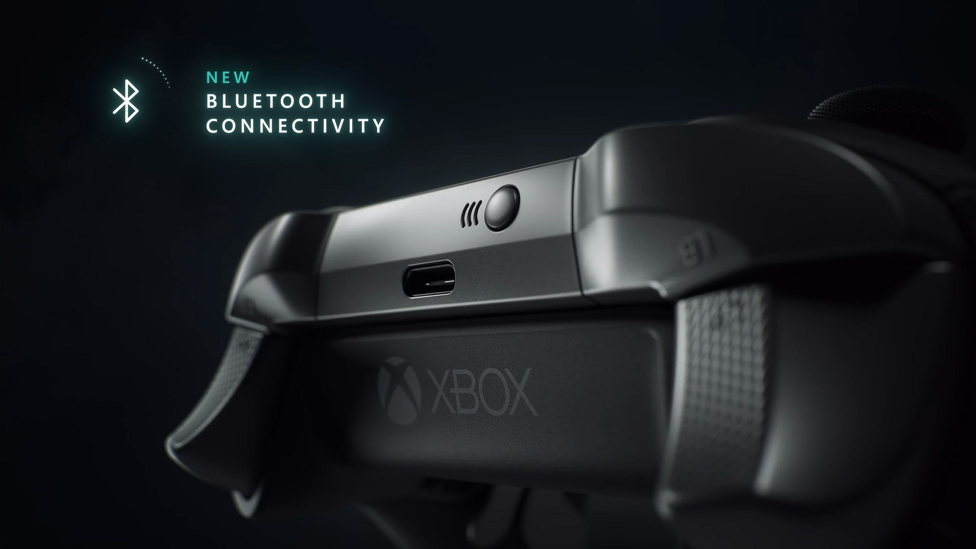 The new Xbox Elite Controller is the first Xbox device with USB-C.