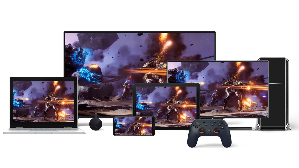 """Stadia will be available in a """"Founder's Edition"""" in November, but don't hop on too quickly."""
