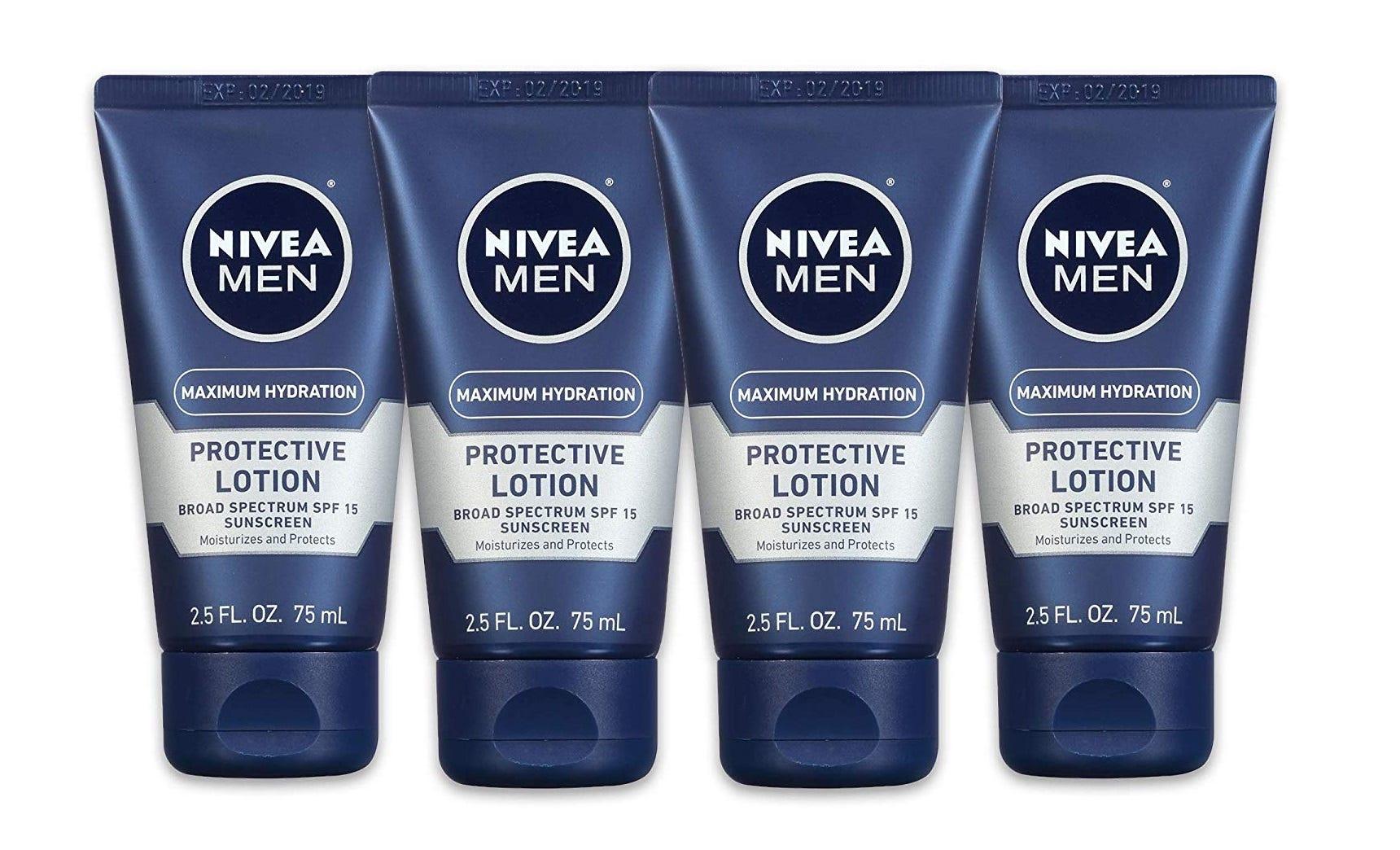 NIVEA Men Protective Lotion