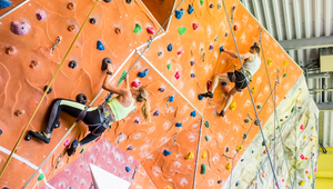Everything You Need to Get Started with Indoor Rock Climbing
