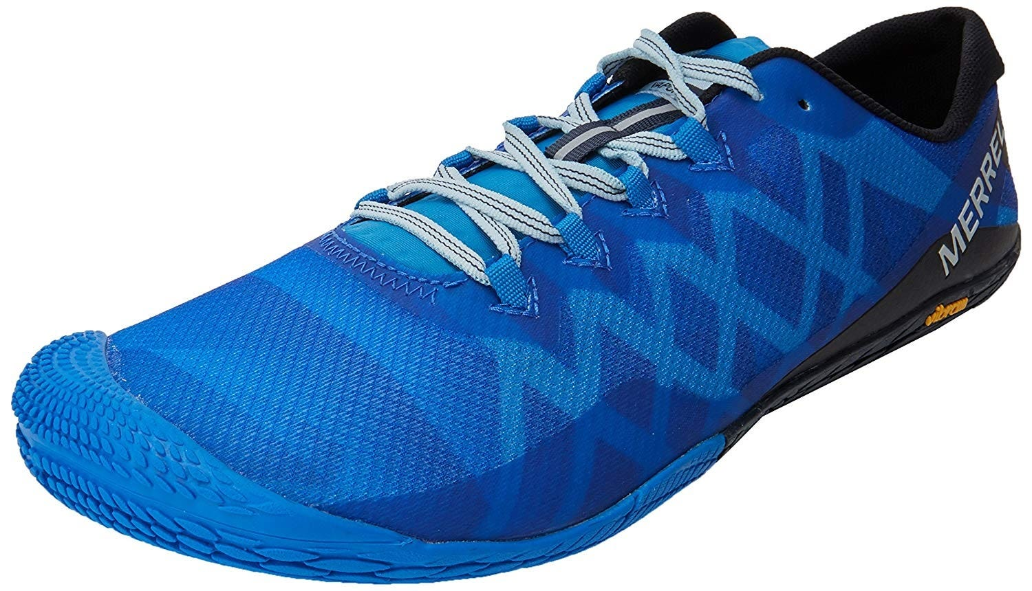 Merrell Vapor Glove 3 Trail Runner shoe.