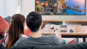 ViewSonic M1+: Big Pictures from a Little Projector