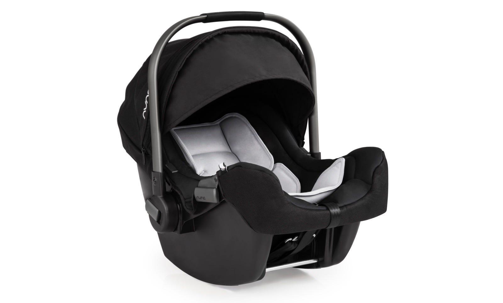 The Pipa Nuna infant car seat.
