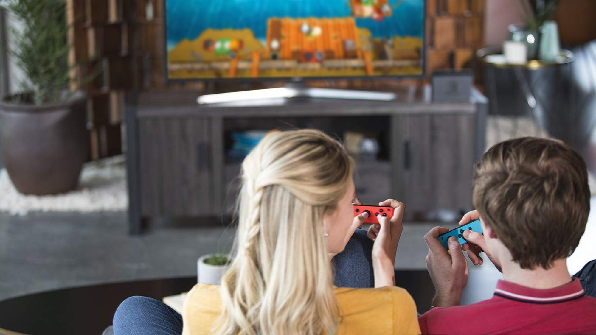 The Switch is a perfect platform for local co-op multiplayer games.