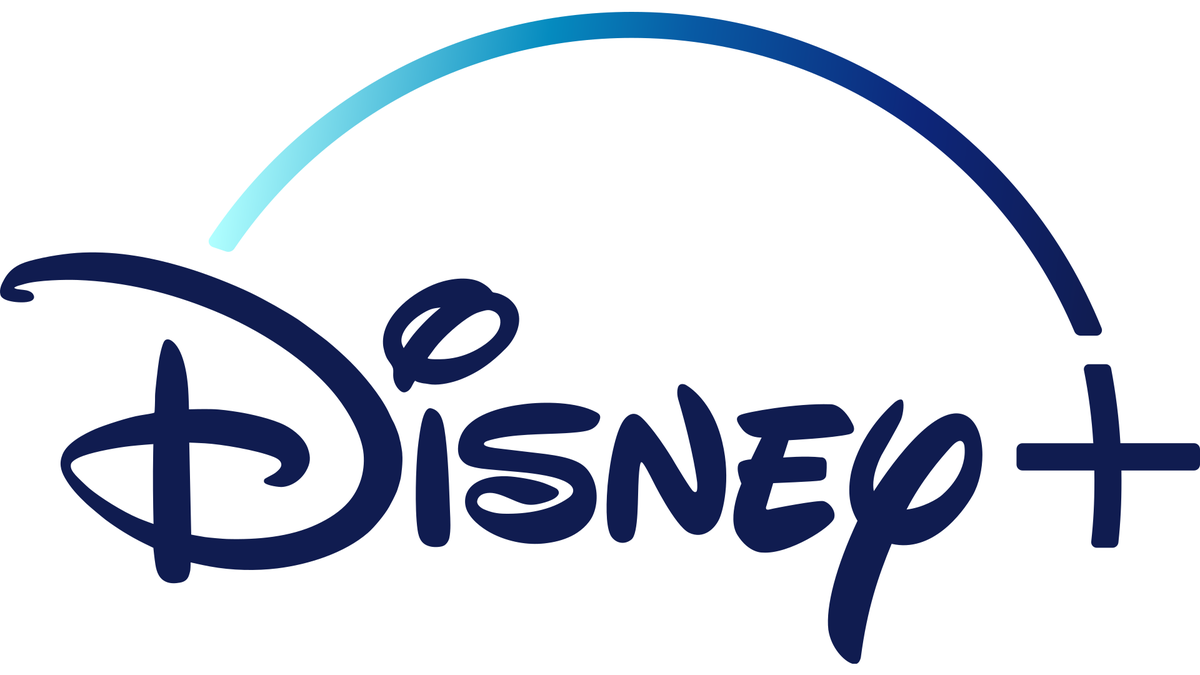The Disney+ logo on a white background.