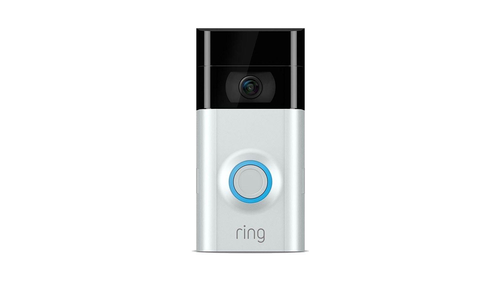 A Ring 2 Video doorbell