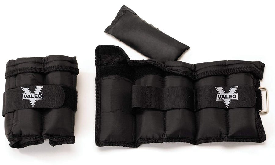 Valeo Adjustable Ankle/Wrist Weights