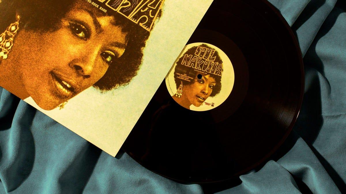 The Soul Makosa vinyl record from Vinyl Me, Please