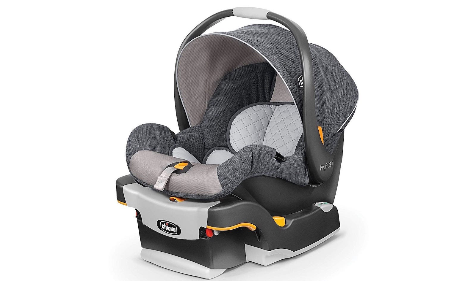 The Chicco KeyFit 30 Infant Car Seat.
