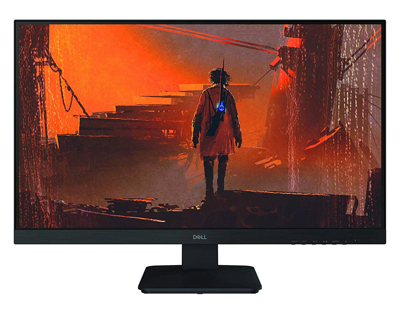 his Dell monitor will give you great gaming performance that won't break the bank.