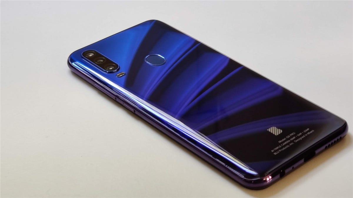 Blu G9 Pro