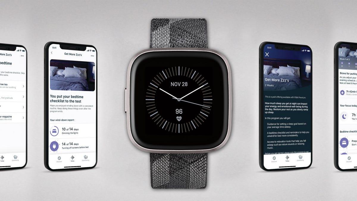 Fitbit Versa 2 and Premium