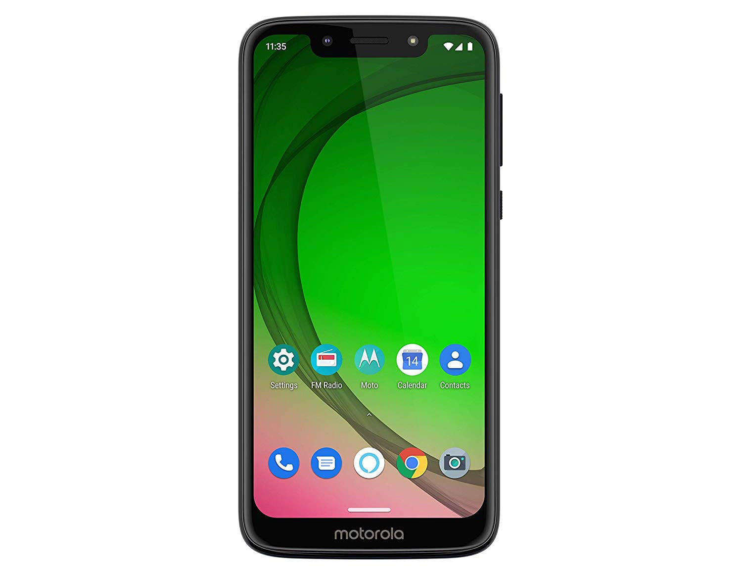 Motorola's G7 Play offers great value and comes in at under six inches of screen real estate.