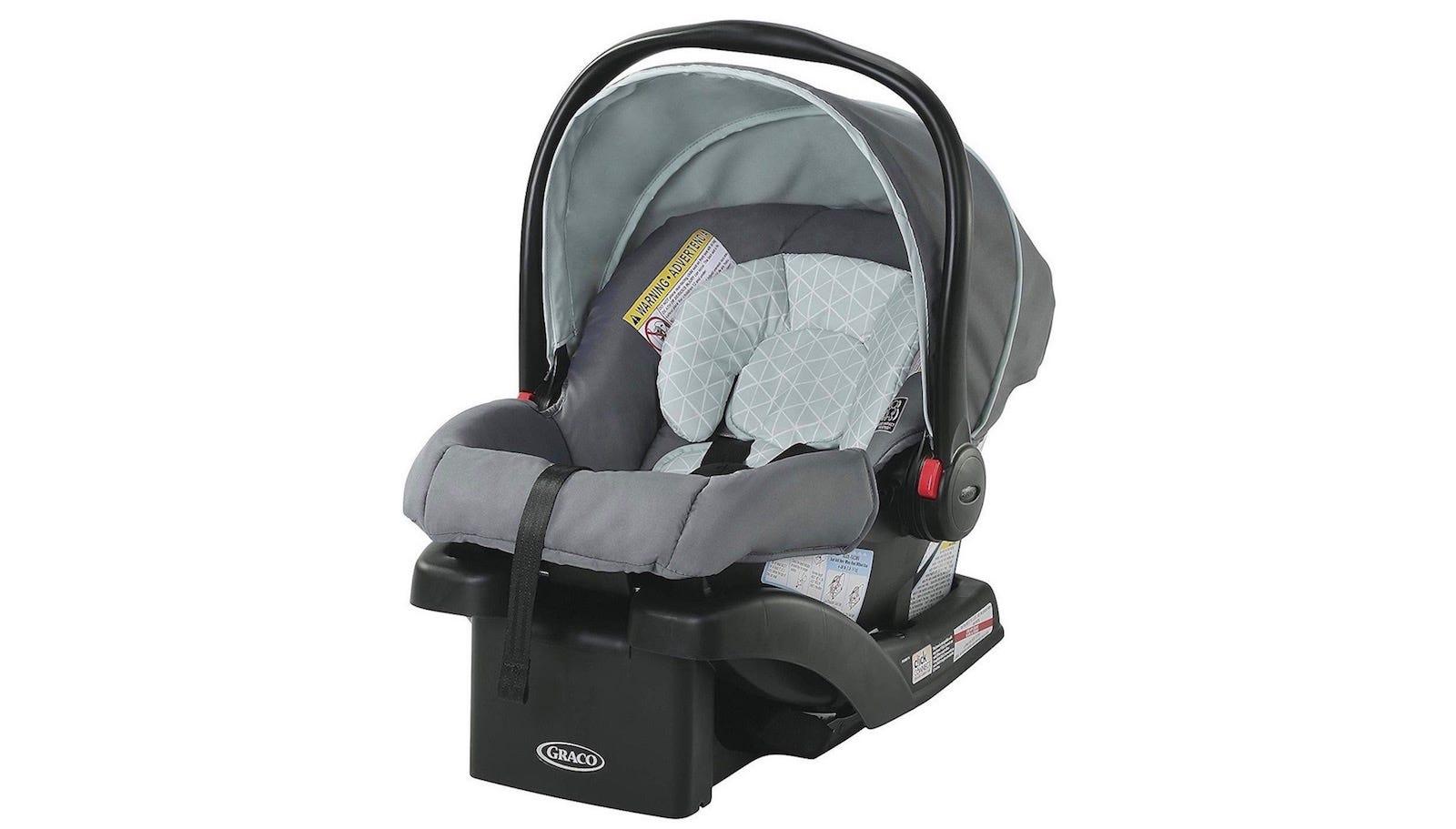 The Graco Snugride Click Connect Car Seat.