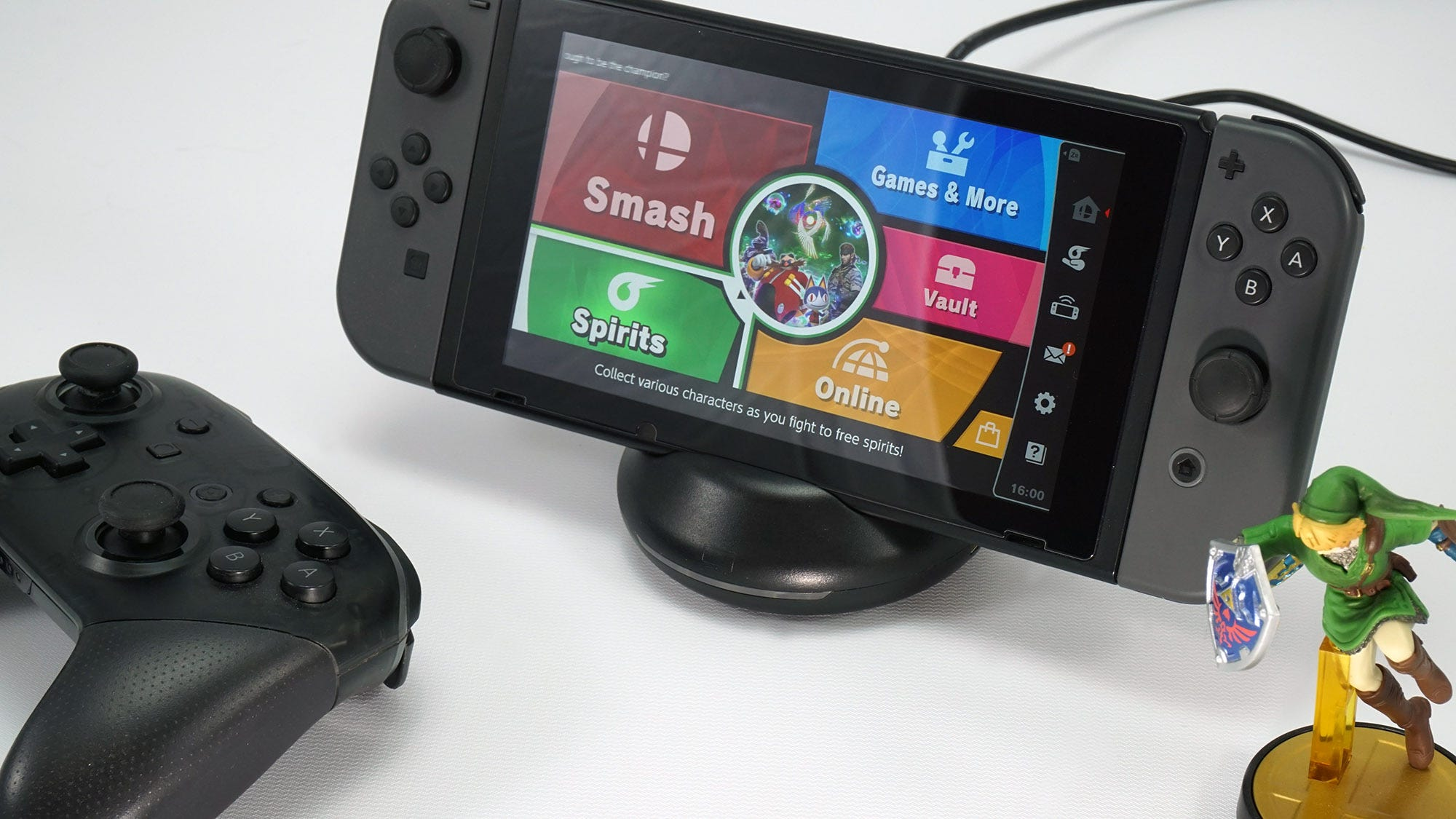 This third-party Switch dock is better than the original in almost every way.
