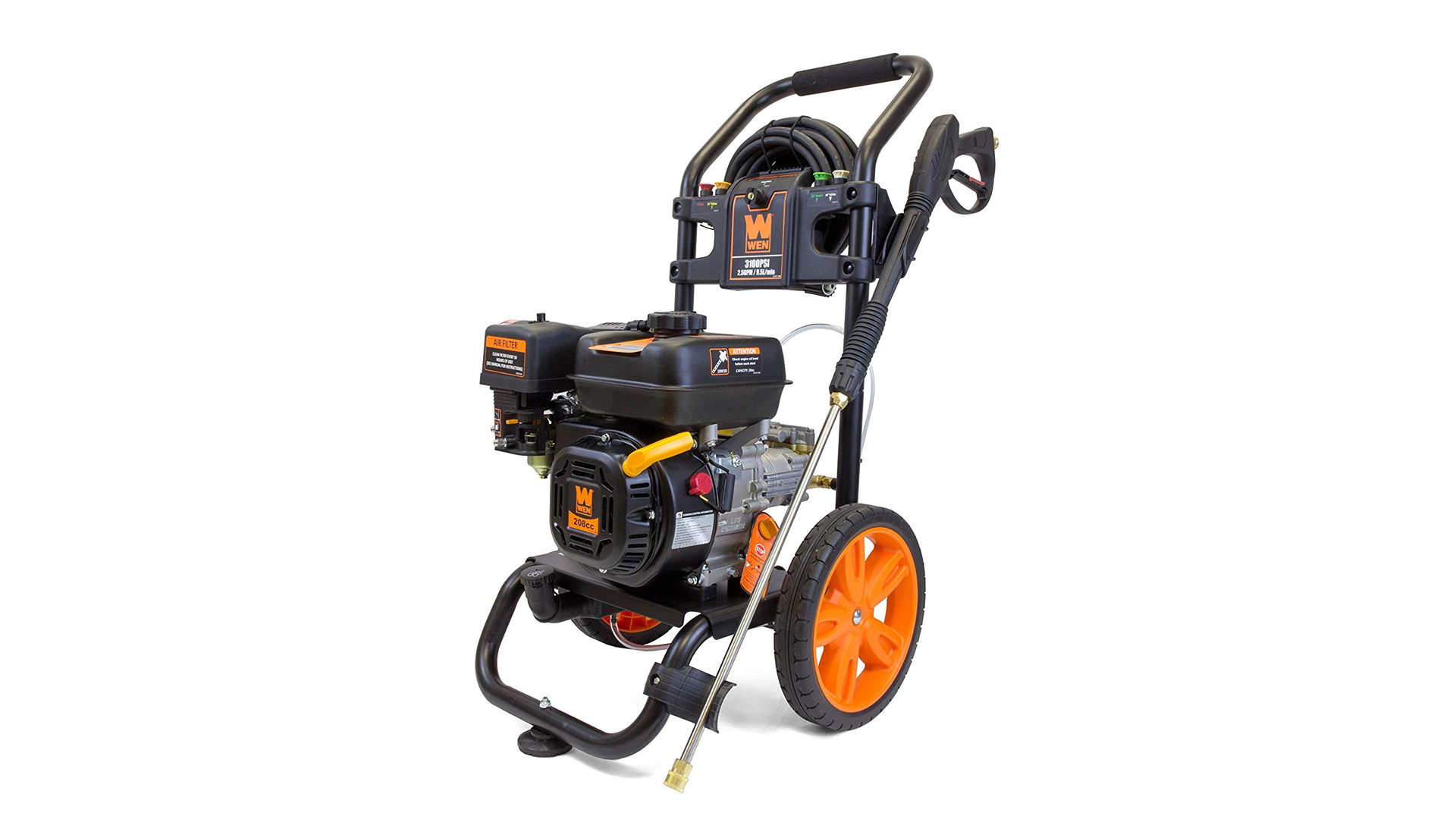the WEN PW3100 Gas Power Washer