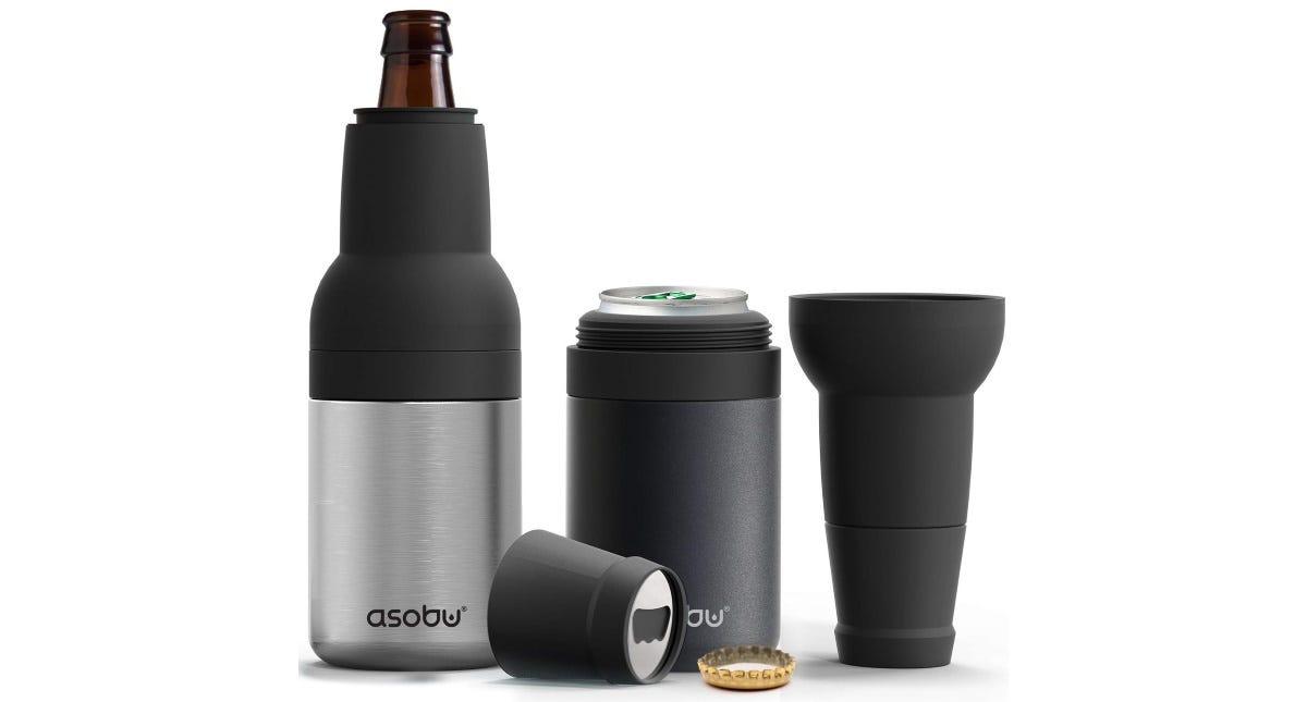 Asobu Bottle Can Cooler