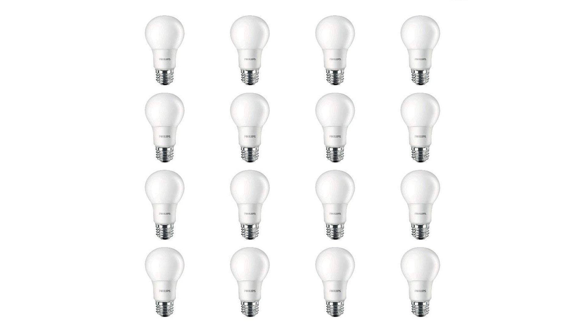 16 of Philips cheap LED bulbs