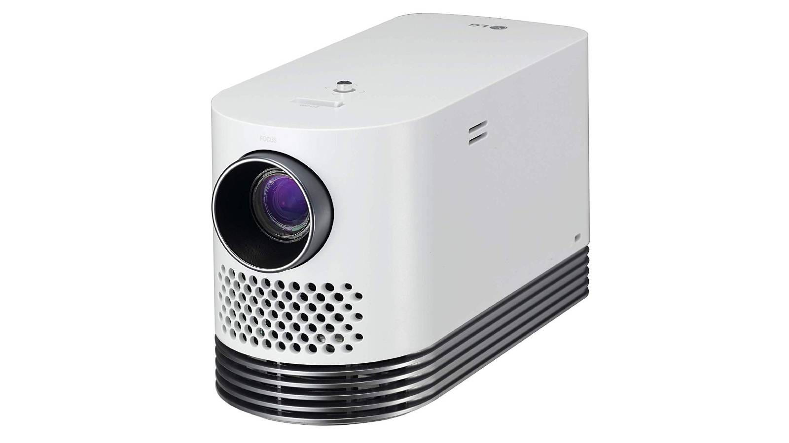 LG HF80LA Laser Smart Home Theater