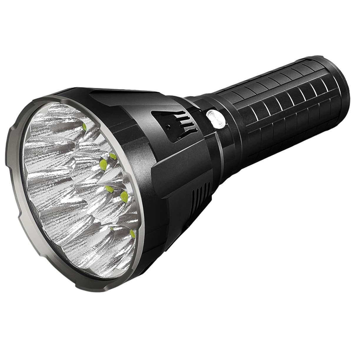 The IMALENT MS18 flashlight.