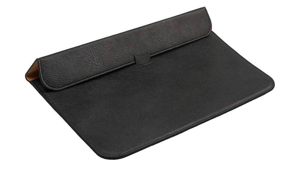 Omoton leather sleeve