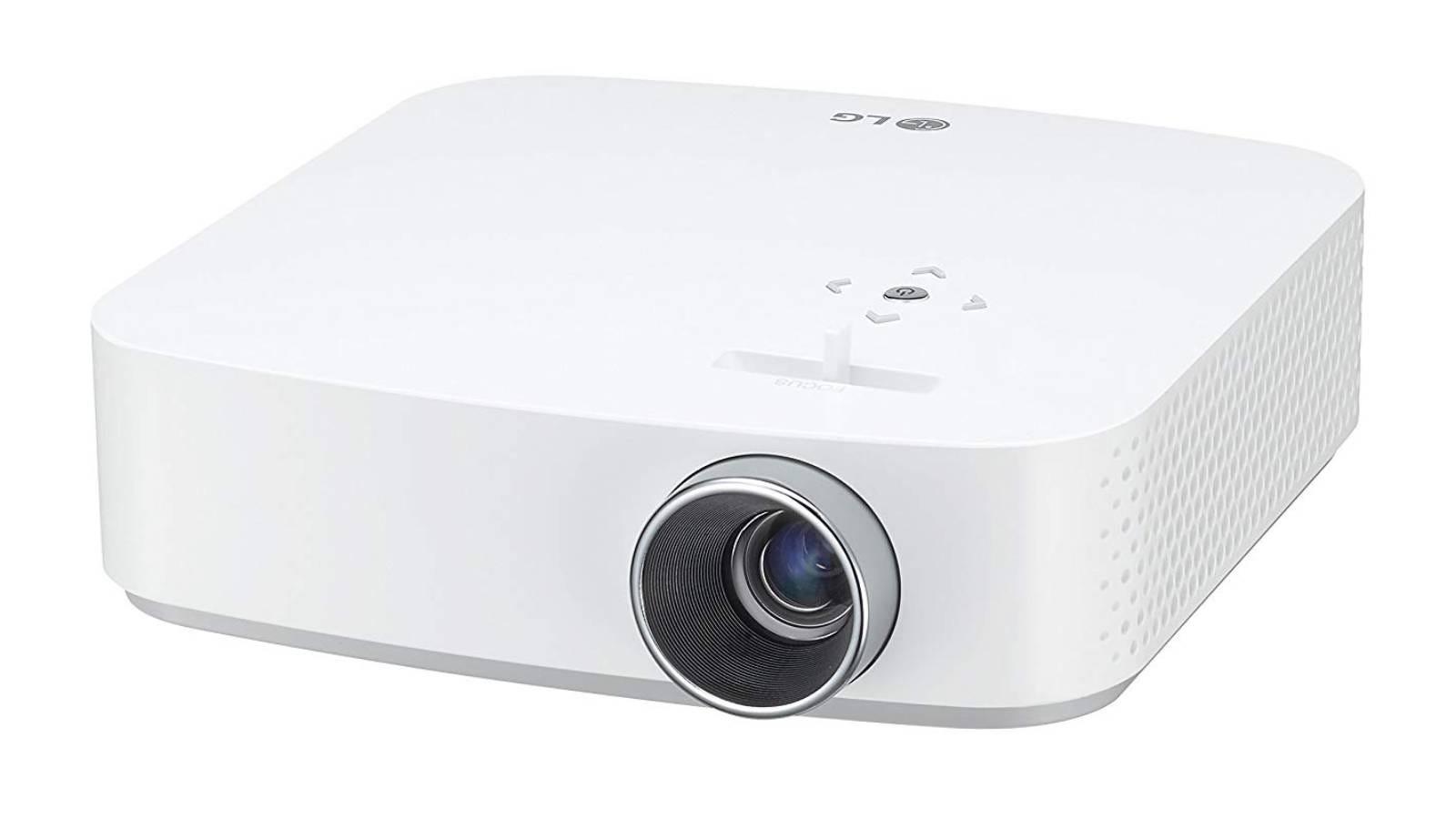 LG PF50KA Portable Projector