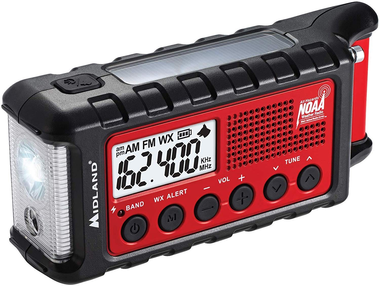 Midland ER310 emergency radio