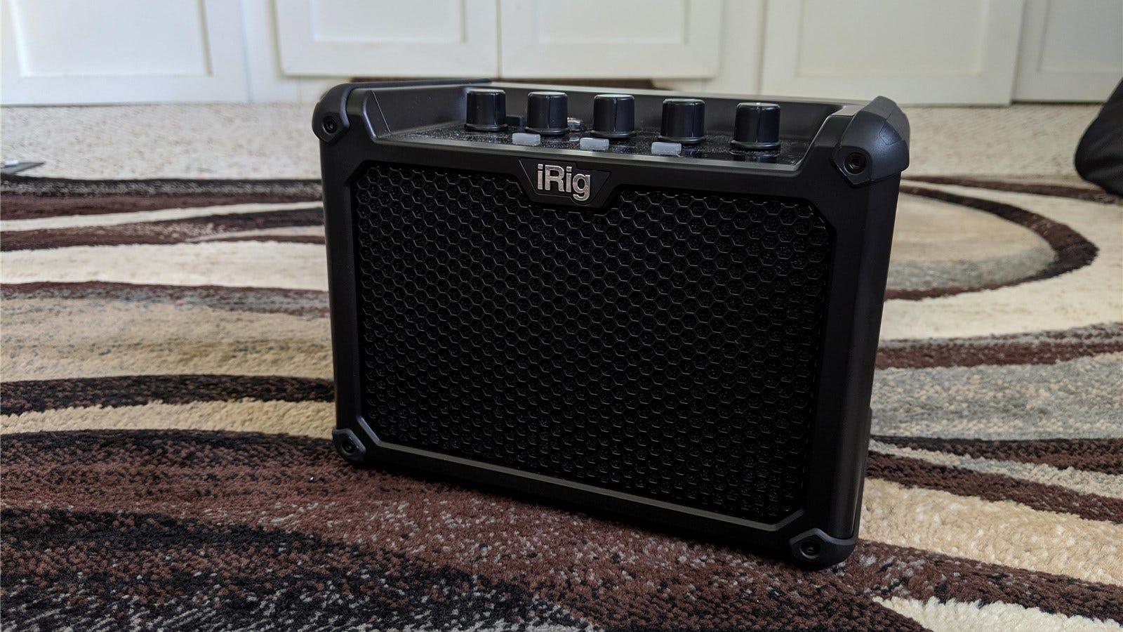 iRig Micro Amp