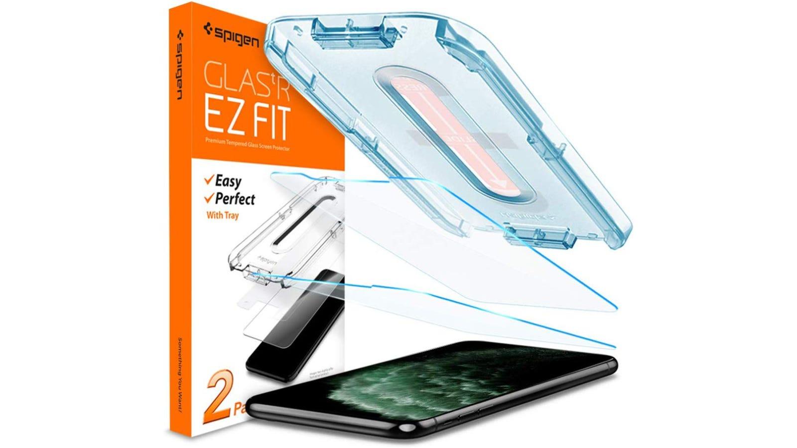 Spigen iPhone 11, 11 Pro, 11 Pro Max Screen Protectors