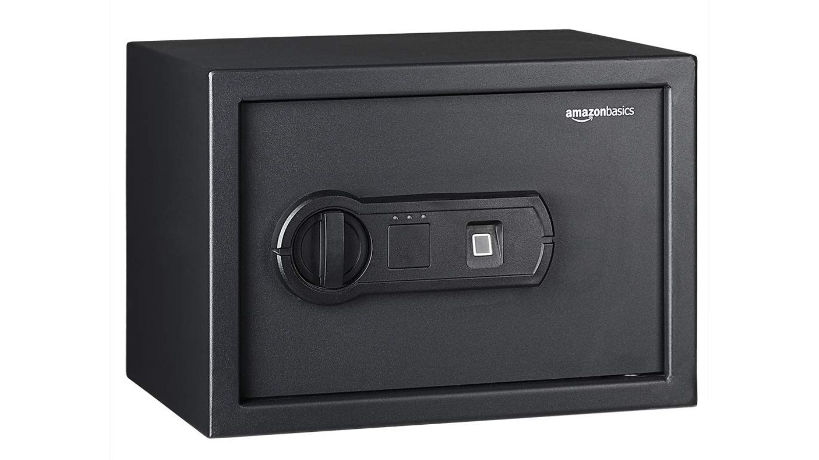 AmazonBasics Biometric Fingerprint Home Safe