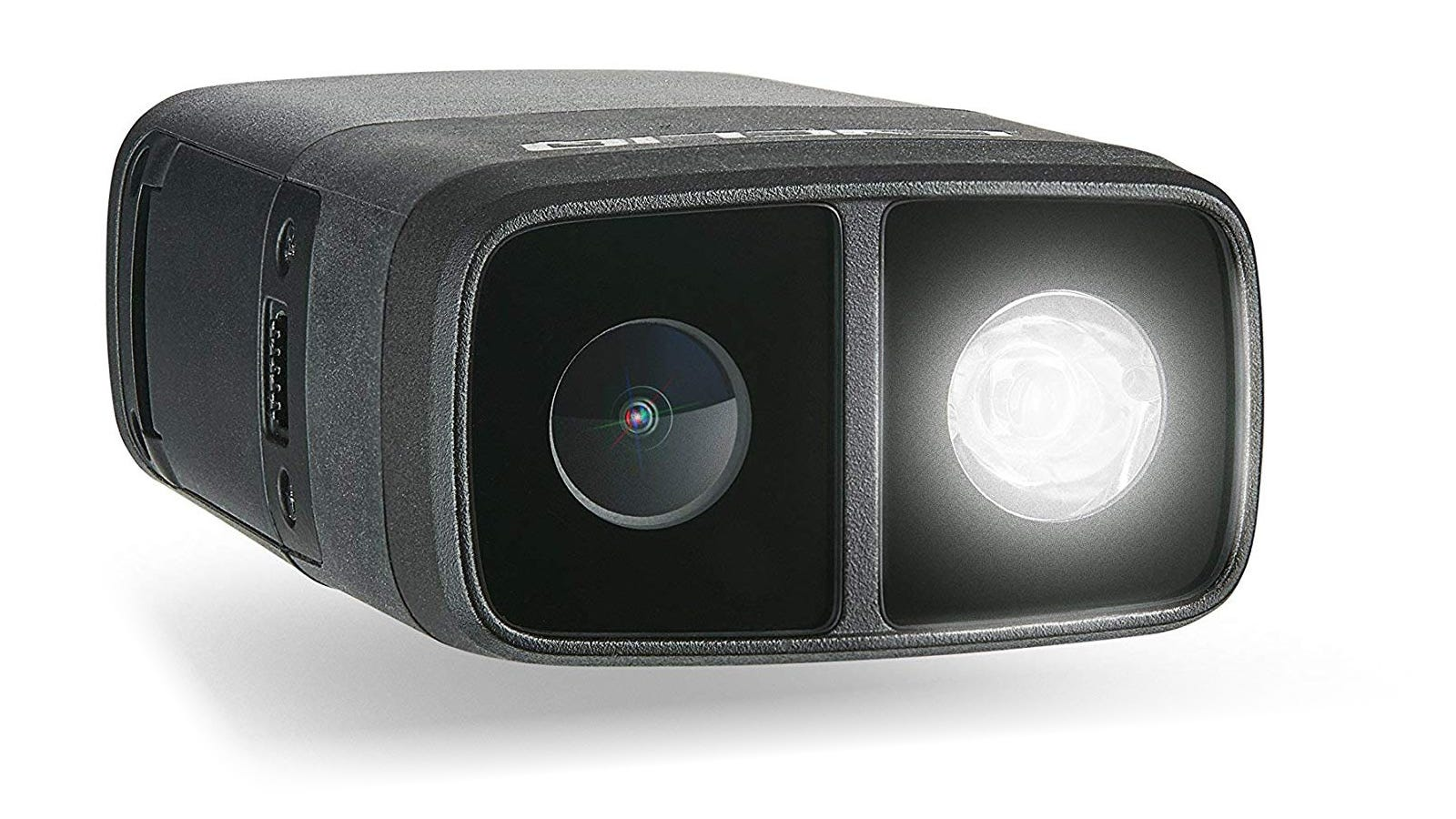 The Cycliq Fly12 CE camera and bike light.