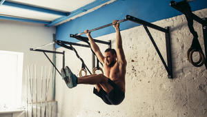 The 5 Best Wall-Mounted Pull-Up Bars for Your Home Gym