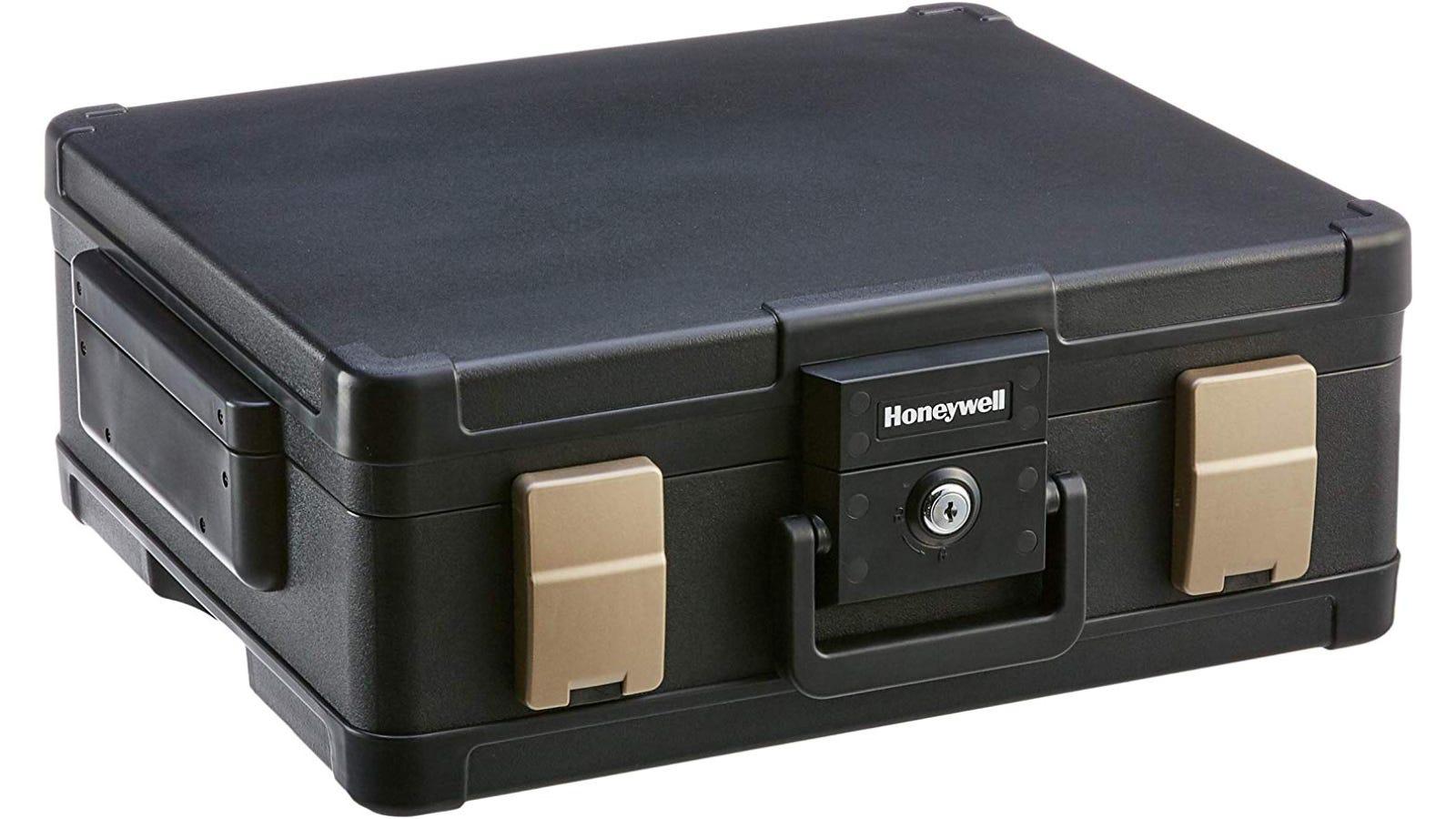Honeywell 1104 Safe