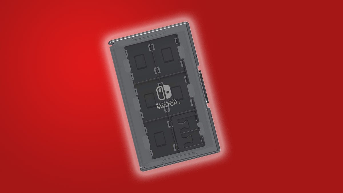 HORI Switch Case