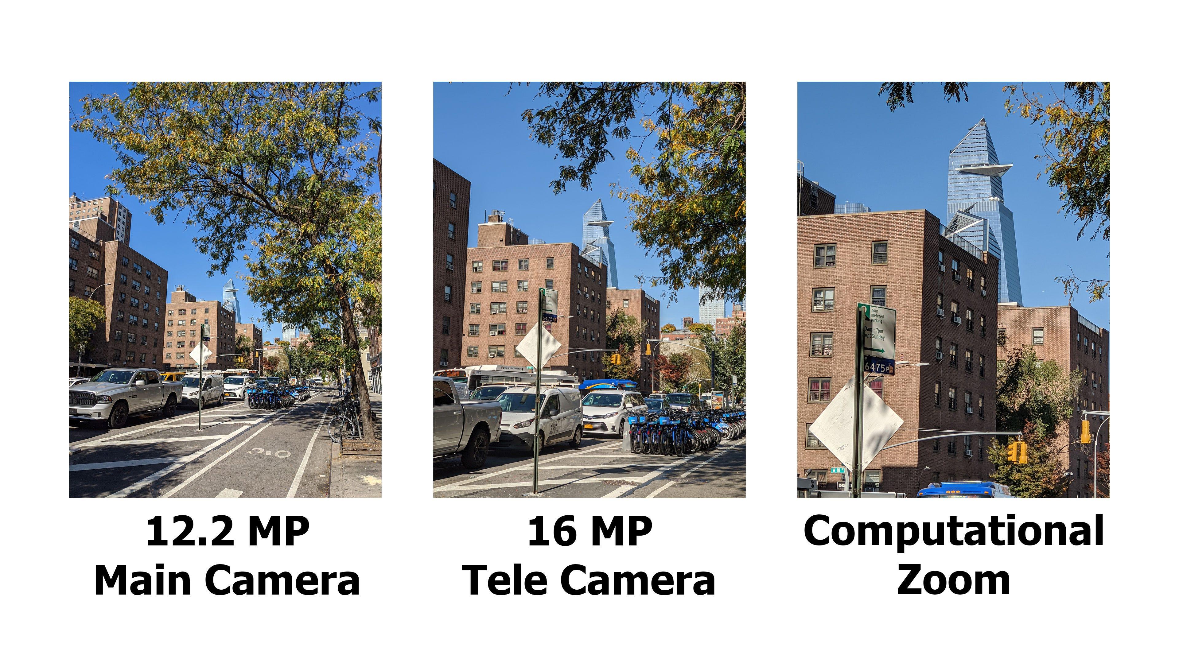 Pixel 4 camera samples