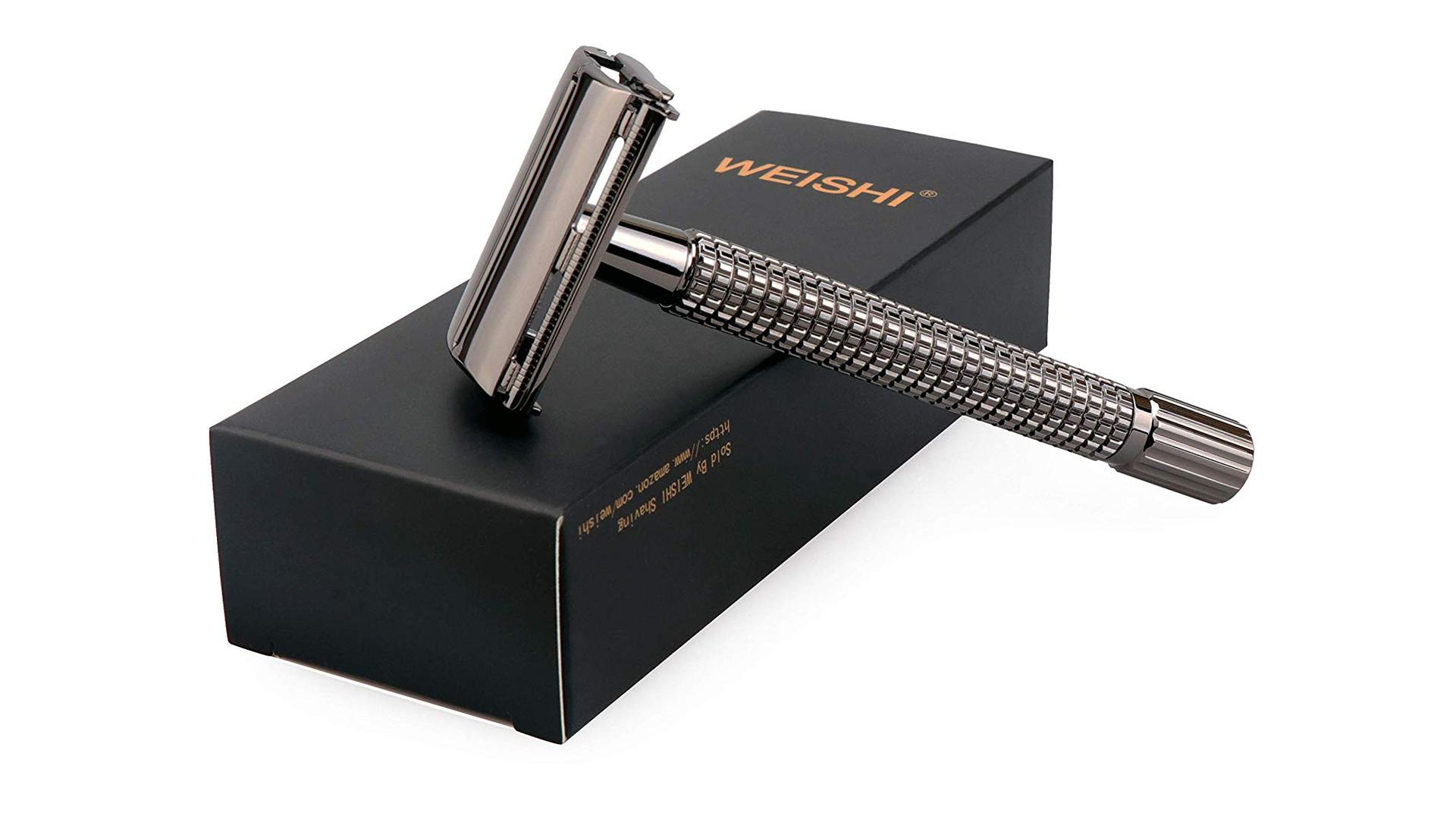 The WEISHI safety razor.