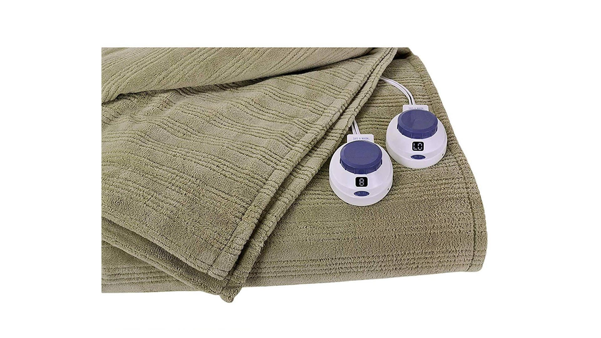 The Perfect Fit SoftHeat electric blanket