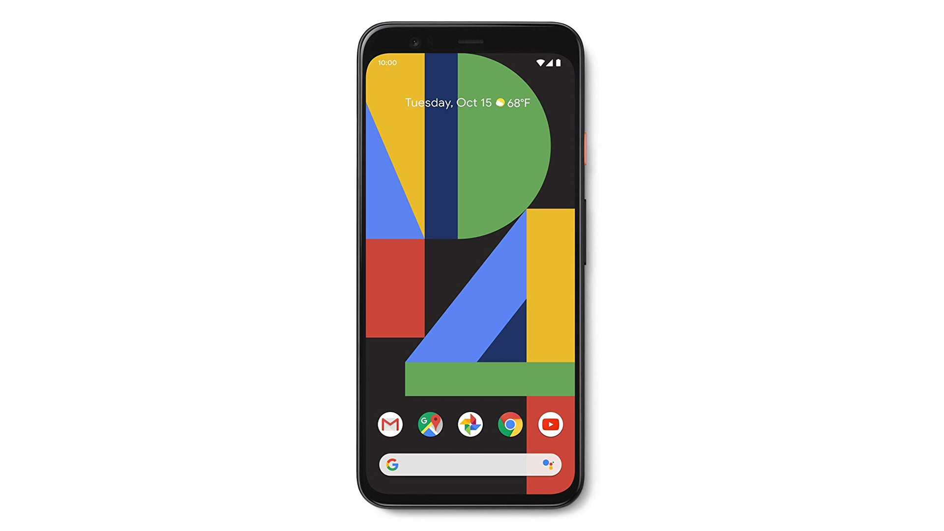 The Google Pixel 4