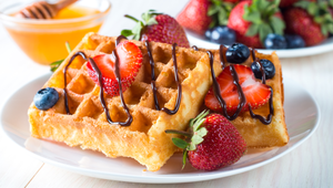 Never Use the Toaster Again! Our 5 Fave Waffle Makers