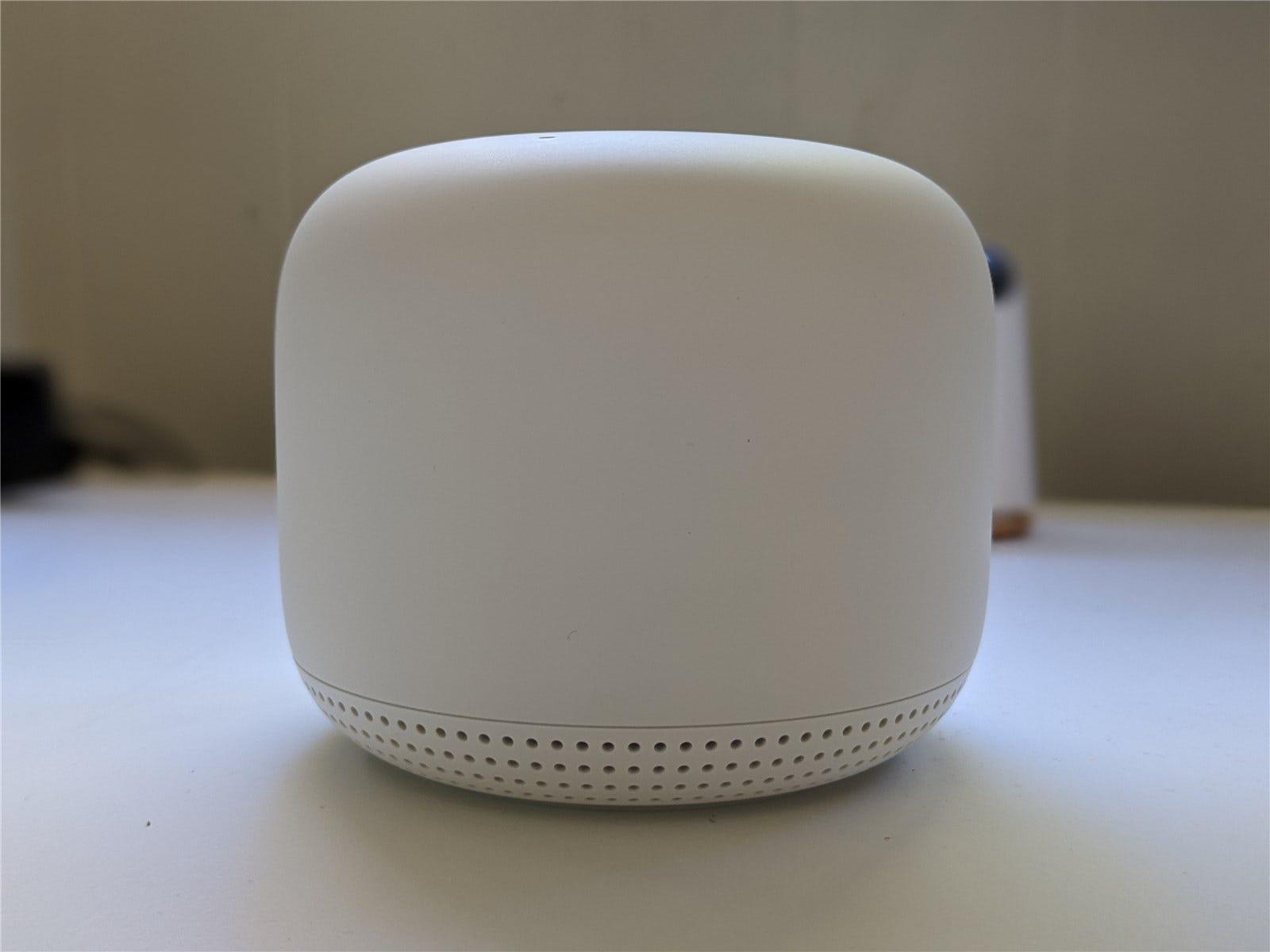 Nest Wifi point