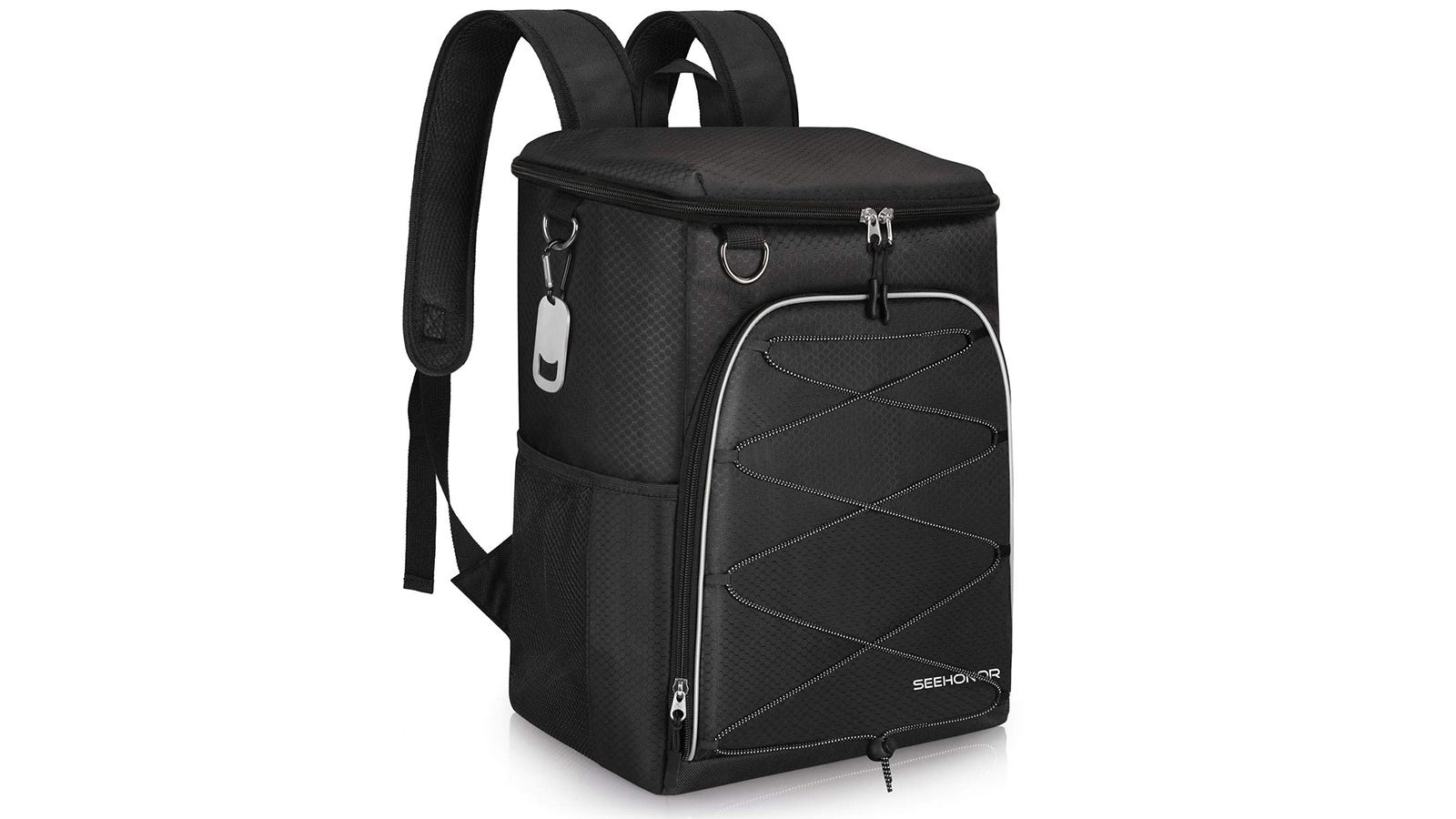 The SEEHONOR Insulated Cooler Backpack.