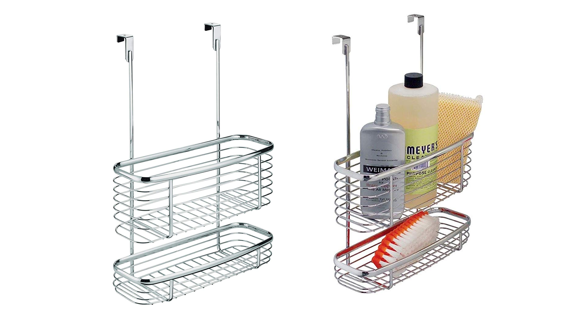 The iDesign Over-Cabinet Organizer.