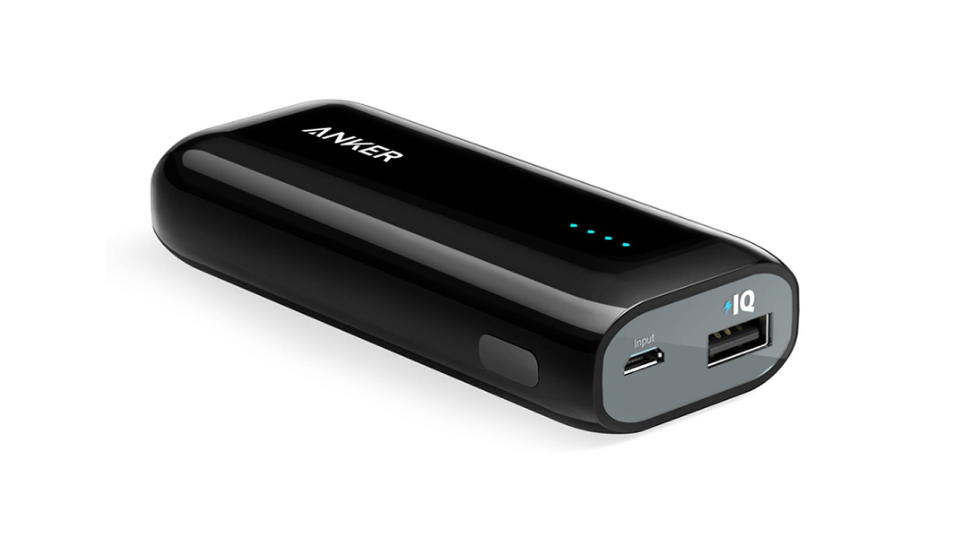 The Anker Astro E1 Ultra Compact Portable Charger
