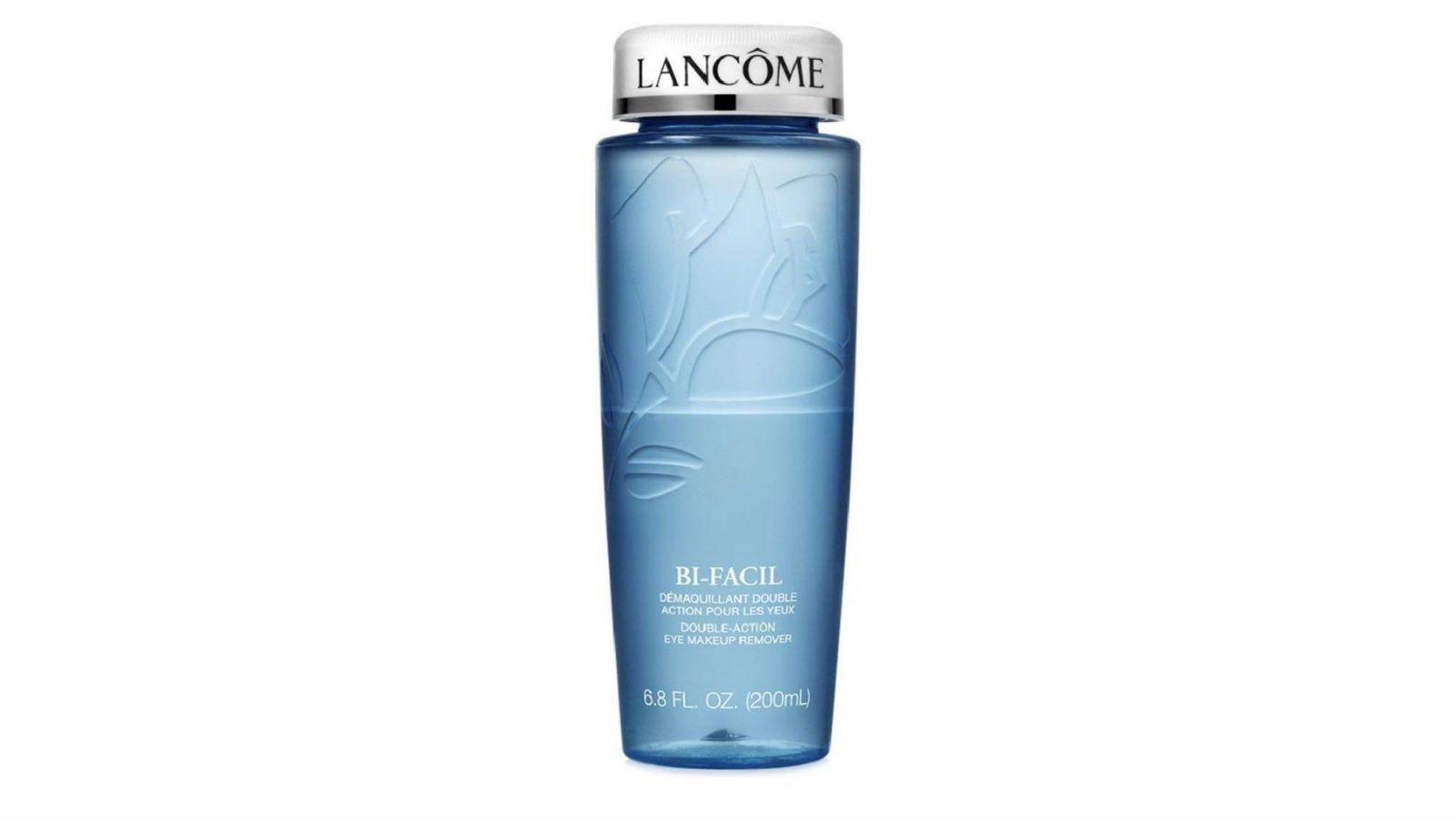 lancome bi-facil double action eye makeup remover
