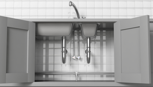 The 5 Best Under-Sink Organizers for Your Horrifying Sink Cabinet